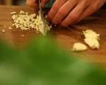 Яхния с телешко и спанак (Контомире)
