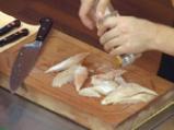 Риба в сладко-кисел гъбен сос 2