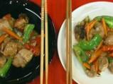 Люто пиле по китайски