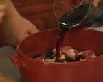 Агнешко в червено вино 2