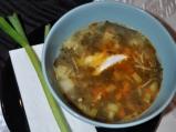 Бистра пролетна супа