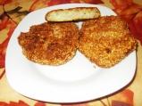 Рибни кюфтета с картофи