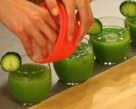 Зелен коктейл 3
