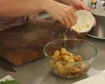 Терин от пилешко със зеленчуци 8