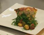 Терин от пилешко със зеленчуци 10
