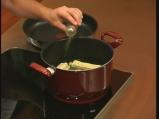 Ориз с бамя и тиквички 2