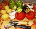 Пълнени зеленчуци 2