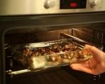 Свински пържоли със сирене и маслини 5