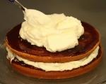 Лесна торта с шипков мармалад 7