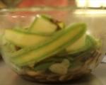 Палачинкова торта със зеленчуци и сирена 7