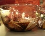 Парти бутчета с мед и балсамов оцет 2