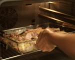 Свински пържоли на фурна 6