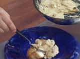 Пилешки гърди, пълнени с кашкавал и гъбен сос с горчица 6