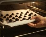 Шоколадови профитероли 6