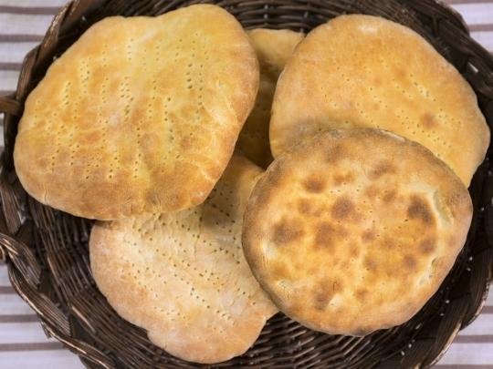 Плоски хлебчета
