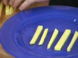 Панирани пилешки гърди на микровълнова фурна 4