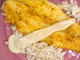 Риба с ориз