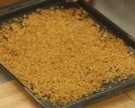 Салата от краставици с ароматни трохи 5