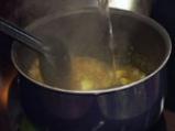 Рибена супа със спанак в азиатски стил 4