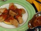 Пилешки нъгетс със сусам и джинджифил...