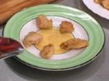 Пилешки нъгетс със сусам и джинджифилов сос 5