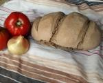 Пълнозърнест соден хляб (без мая) 3