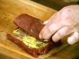 Карпачо от говеждо филе 2