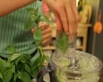 Пикантно гаспачо от краставици  2