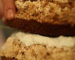 """Торта """"Орехова целувка"""" 7"""