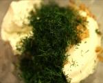 Морковена салата с орехи и сирене 2