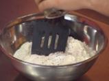 Вегетарианска яхния от зелен фасул и печурки 3