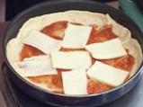 Пица с рукула и прошуто