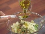 Картофени кюфтета със спанак с царевична салса 5