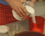 Шоколадов сладкиш с круши 2