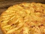 Бърз немски ябълков сладкиш