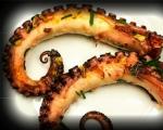 Октопод на тиган 2