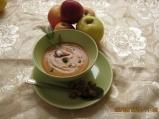 Зеленчукова крем супа с цвекло, ябълк...