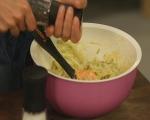 Палачинки с тиквички и извара 3