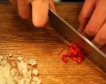 Супа от царевица и червени чушки 7