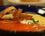 Супа от царевица и червени чушки 18