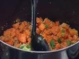 Морковена супа с бадеми 2