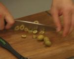 Картофи с чубрица и маслини 5