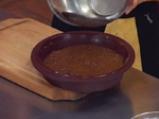 Морковен кекс с какао 3