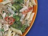 Празнична пилешка салата