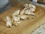 Празнична пилешка салата 2