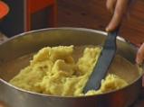 Фугаца от картофи 3