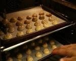 Сладки с тиква и карамелен крем 6