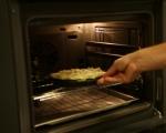 Запечено картофено пюре с праз и бекон 11