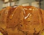 Кекс със сушени смокини, мед и орехи 10