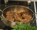 Пиле в медено-балсамов сос 6